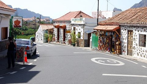 Restaurants in Fataga