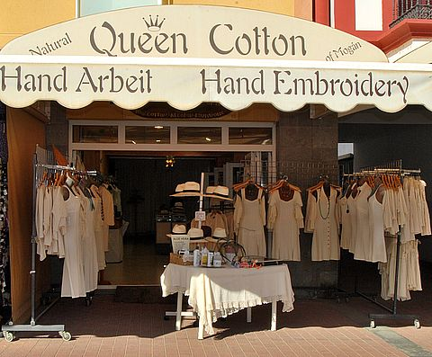 Queen Cotton Shop in Mogan