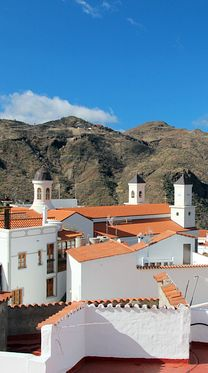 Tejeda auf Gran Canaria